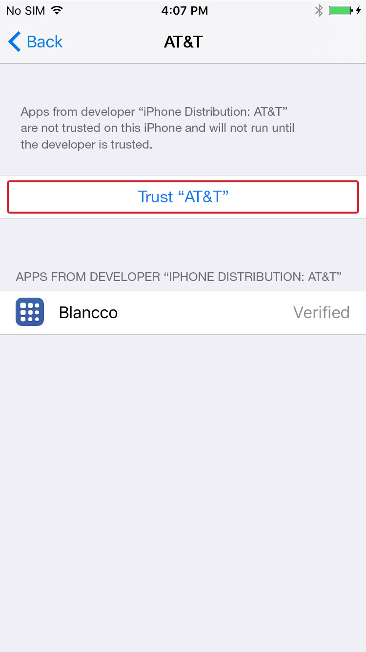 This Developer Remains Trusted Until You Use The Delete App Button To Remove  All Apps From How To Move App On Iphone